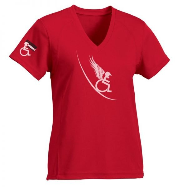 FREE Ladies V-Neck T-shirt