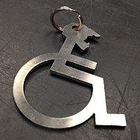 Wheelz Keychain
