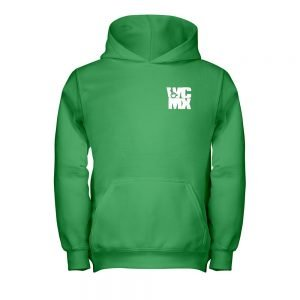 WCMX Irish Green Hooded